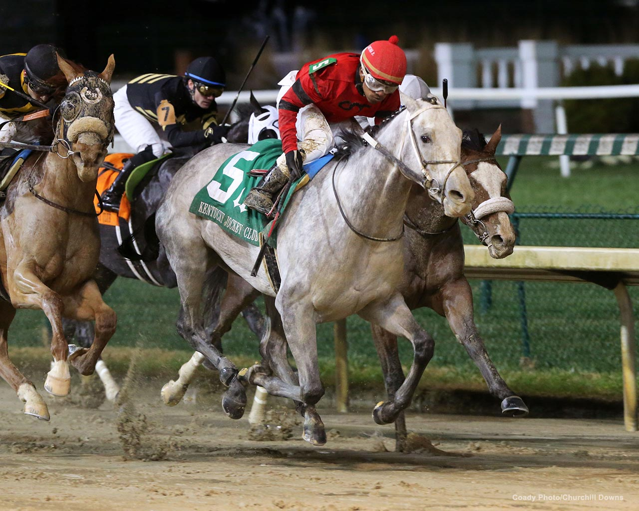Picture of Silver Prospector